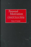 Personal Motivation Book