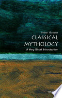 Classical Mythology  A Very Short Introduction Book
