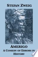 Amerigo: A Comedy of Errors in History