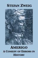 Amerigo: A Comedy of Errors in History [Pdf/ePub] eBook
