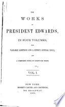 Works Of President Edwards