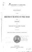 Report of the Bureau of Public Roads