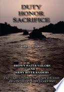 Duty Honor Sacrifice