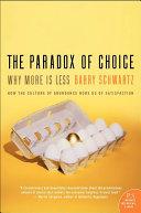 The Paradox of Choice Pdf/ePub eBook