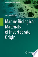 Marine Biological Materials of Invertebrate Origin Book