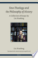 Sino-Theology and the Philosophy of History