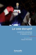 Le vote disruptif