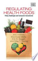 Regulating Health Foods Book PDF