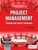 Project Management: Planning And Control Techniques, 4Th Ed