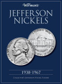 Jefferson Nickel 1938-1967 Collector's Folder