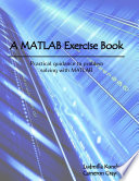 A MATLAB Exercise Book