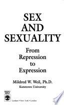 Sex and sexuality