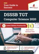 DSSSB TGT Computer Science 2020   10 Mock Test   Sectional Test For Complete Preparation