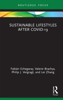 Book cover for Sustainable lifestyles after Covid-19