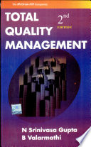 Total Quality Mgmt, 2E