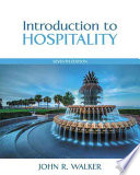 Introduction to Hospitality + Myhospitalitylab With Pearson Etext