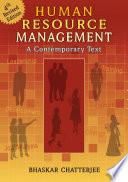Human Resource Management - A Contemporary Text  : Economics, Commerce & Management