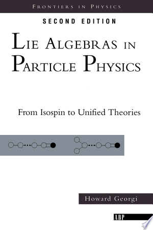 Download Lie Algebras In Particle Physics Free Books - Demo