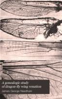 A Genealogic Study of Dragon-fly Wing Venation