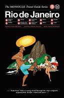 Monocle travel guide Rio de Janeiro