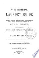 The Chemical Laundry Guide