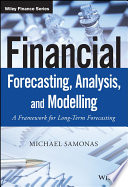 Financial Forecasting  Analysis  and Modelling Book