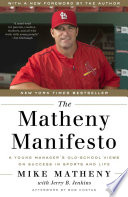 The Matheny Manifesto Book