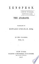 The Anabasis  The Cyropaedia