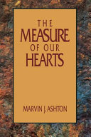 The Measure of Our Hearts