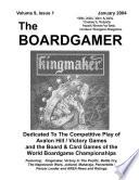 The Boardgamer Volume 9 Book