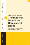 Transnational Migration Development Nexus