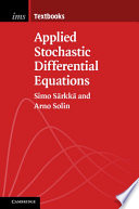 Applied Stochastic Differential Equations Book PDF