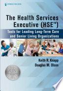 The Health Services Executive  HSE