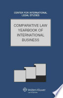 Comparative Law Yearbook Of International Business 2010 Book