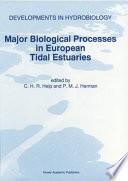 Major Biological Processes in European Tidal Estuaries