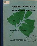 Cacao Cuttage