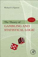 The Theory of Gambling and Statistical Logic Pdf/ePub eBook