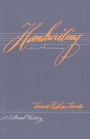 Handwriting in America