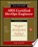 AWS Certified DevOps Engineer Professional All-in-One-Exam Guide (Exam DOP-C01)