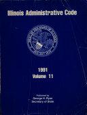 Illinois Administrative Code