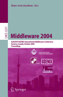 Middleware 2004