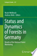 Status and Dynamics of Forests in Germany Book