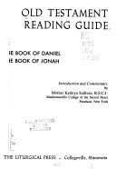 The Book Of Daniel The Book Of Jonah
