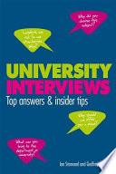 The Ultimate Oxbridge Interview Guide [Pdf/ePub] eBook