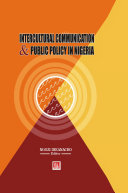 Intercultural Communication and Public Policy Pdf/ePub eBook