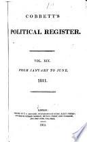Cobbett s Weekly Political Register Book