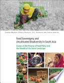 Food Sovereignty And Uncultivated Biodiversity In South Asia Book PDF