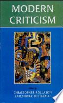 Modern Criticism