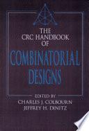 CRC Handbook of Combinatorial Designs