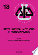 Instrumental Methods in Food Analysis